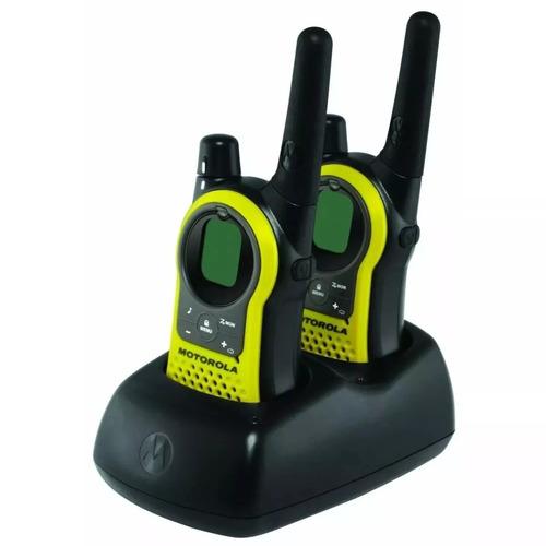 kit 04 rádio motorola frs 23m mh-230