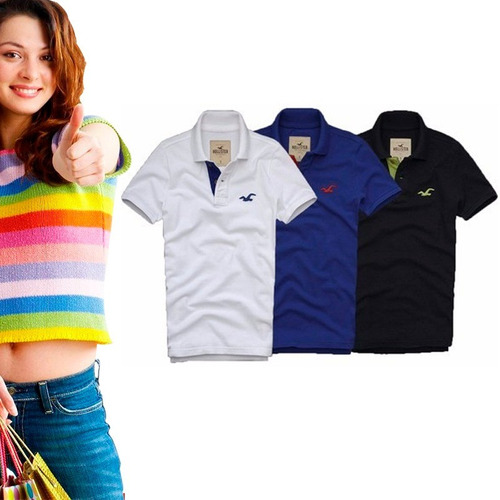 kit 05 camisa camiseta polo masculina blusa atacado/revenda