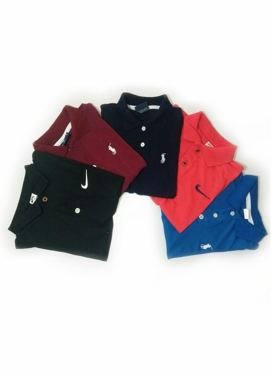 kit 05 camisa polo masculina infantil camiseta de gola. Carregando zoom. b4d9293885965