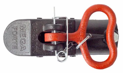 kit 05  munheca 2.500kg carretinha reboque