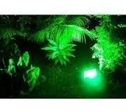 kit 05 refletores led 20w holofote maxtel verde ip66 bivolt