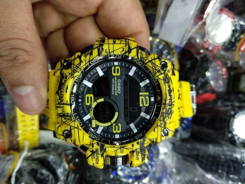 6a9cb0e195d Kit 05 Relógios Casio G-shock - Atacado E Revenda - R  299