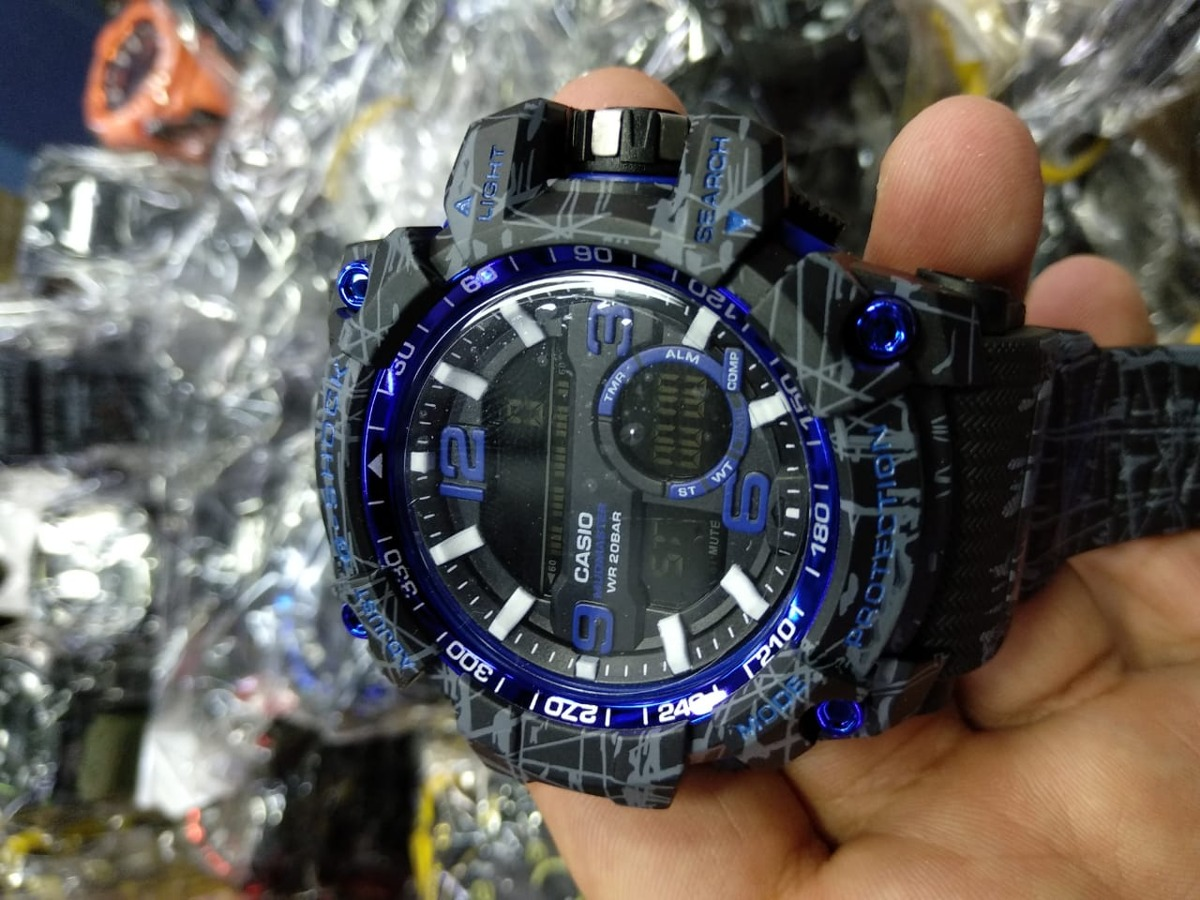 c560333dcff kit 05 relógios casio g-shock - atacado e revenda. Carregando zoom.