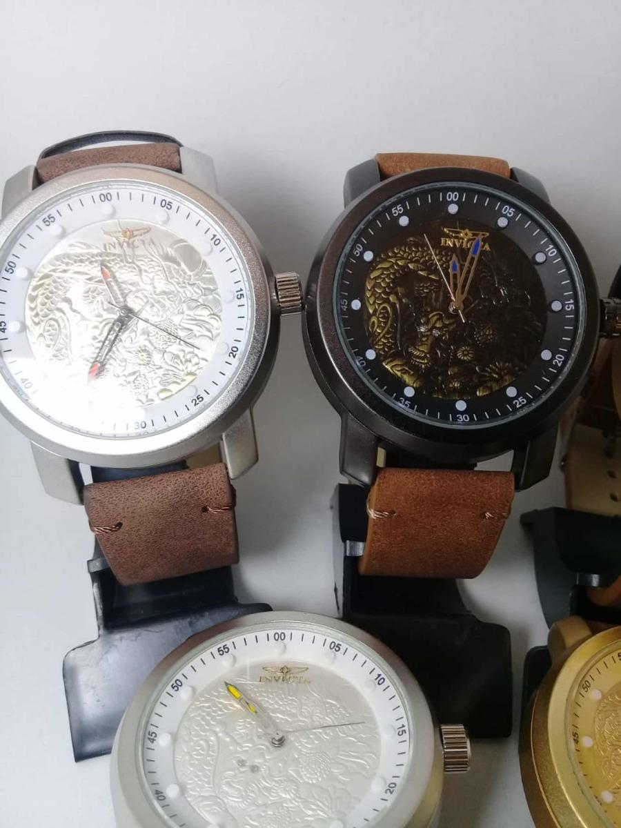 bf38969a898 kit 05 relógios masculinos importados esportivos 25 de março. Carregando  zoom.