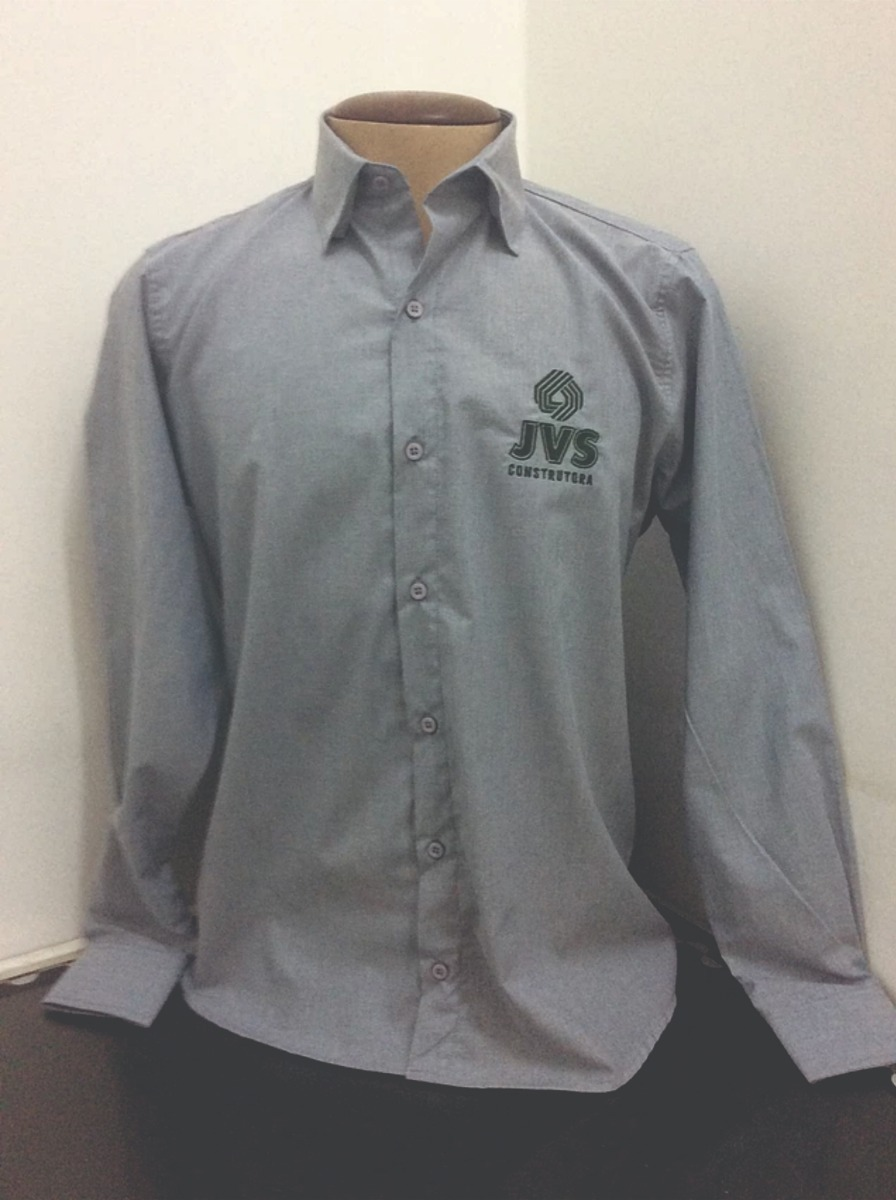 022ed0657 kit 06 camisa social empresa bordado uniformes. Carregando zoom.