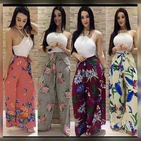 9a5b19e778 Calca Envelope Pantalona - Calças Feminino no Mercado Livre Brasil