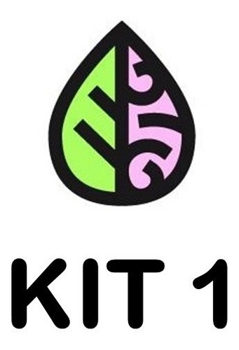 kit 1 - flowermind co. [ 250ml + 30g ]
