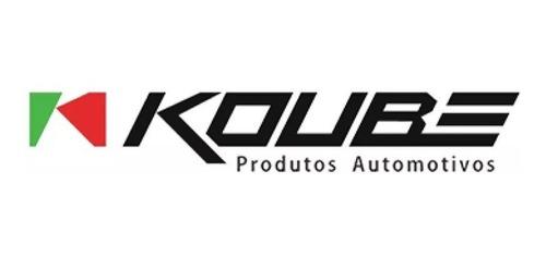 kit 1 motor flush corretivo + 2 descarbonizante k90 koube