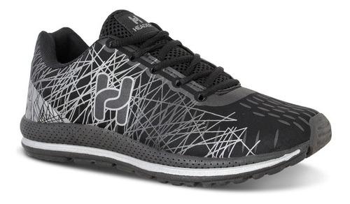 kit 1 tênis masculino spider levinho na caixa + 1 chinelo