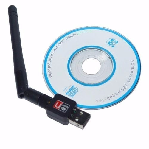 kit 10 adaptador receptor usb wifi 600mbps notebook