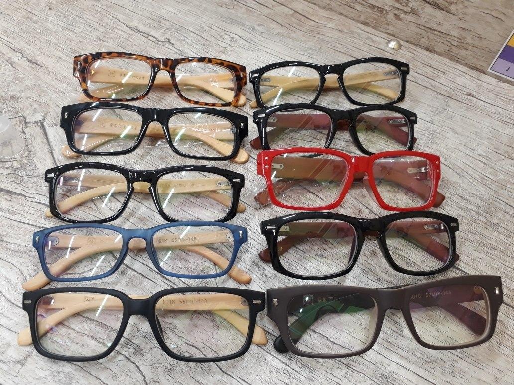 ac2d745f2 kit 10 armação madeira oculos de grau atacado campanha otica. Carregando  zoom.
