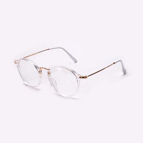 Kit 10 Armações Óculos De Grau Acetato Redondo Masc Fem Ia - R  450 ... f508922487