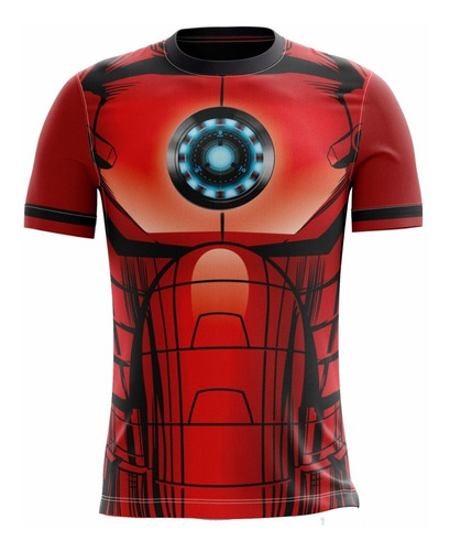 kit 10 atacado camisa infantil masculina feminina herois