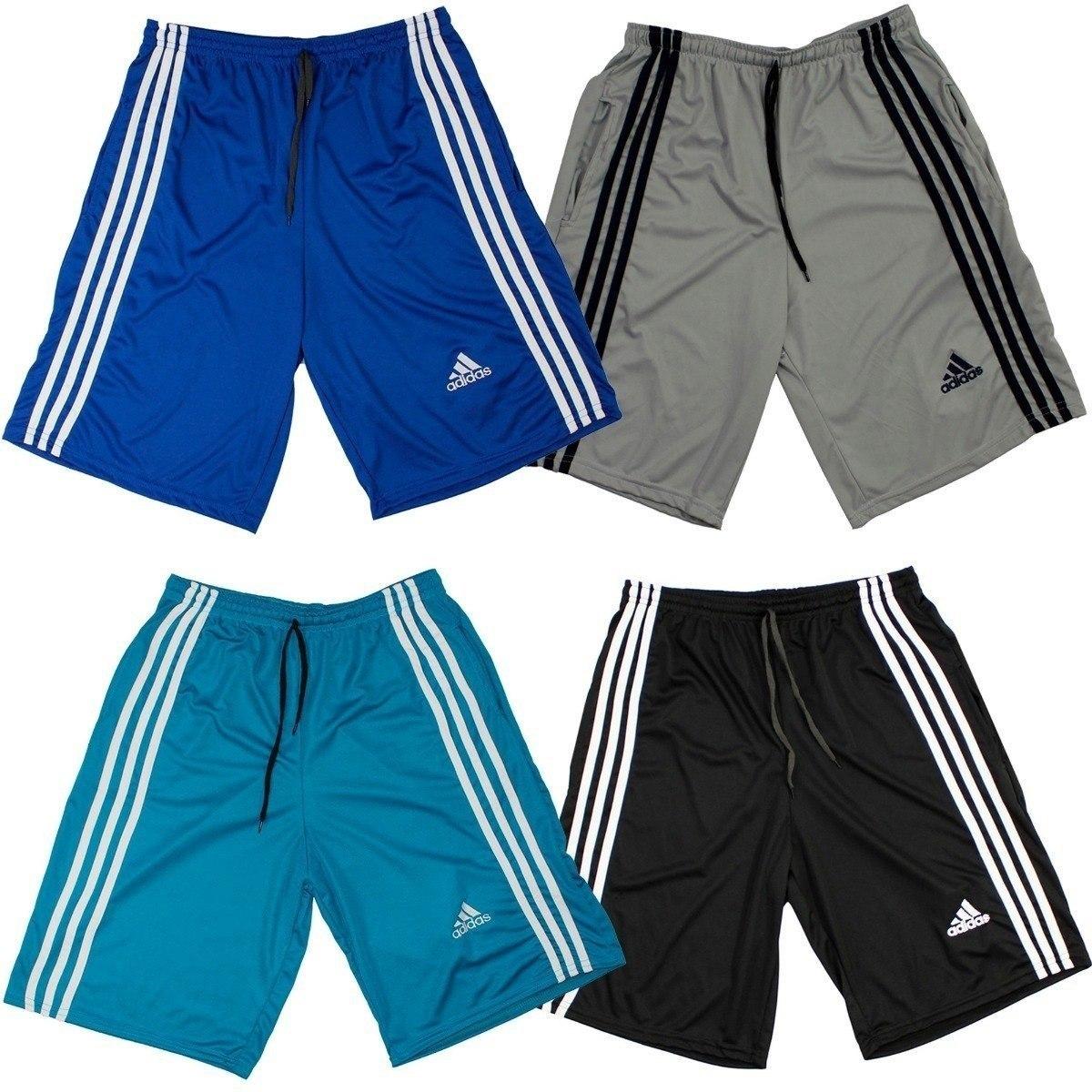 ac717eafda kit 10 bermuda esportes várias cores treino futebol. Carregando zoom.