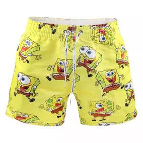 8bb37c7cd Shorts Moda Praia Primavera Vero - Calçados, Roupas e Bolsas no ...