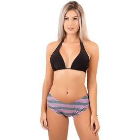 e3d2a84f4 Biquini Sunquini Lycra Estampado Marisa - Moda Praia com o Melhores Preços  no Mercado Livre Brasil