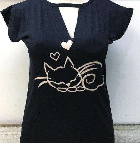 d9d34cffc Kit 10 Blusa Feminina Plus Size Tamanho Grande Shirt Frase - R  175 ...
