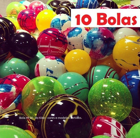 18c2b97f8226 Mini Bola De Vinil 10 Cm no Mercado Livre Brasil