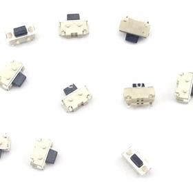 Kit 10 Botões Liga Chave Power Volume Tablet Multilaser M7s