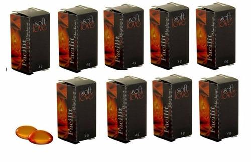 kit 10 caixinhas bolinha funcional excitante facilit4x1 anal