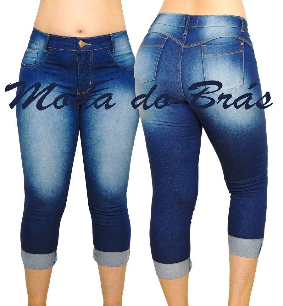 a7d9afeea kit 10 calca jeans plus size atacado cintura alta strech. Carregando zoom.