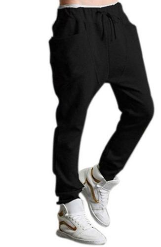 kit 10 calça moleton saruel skinny masculina - atacado