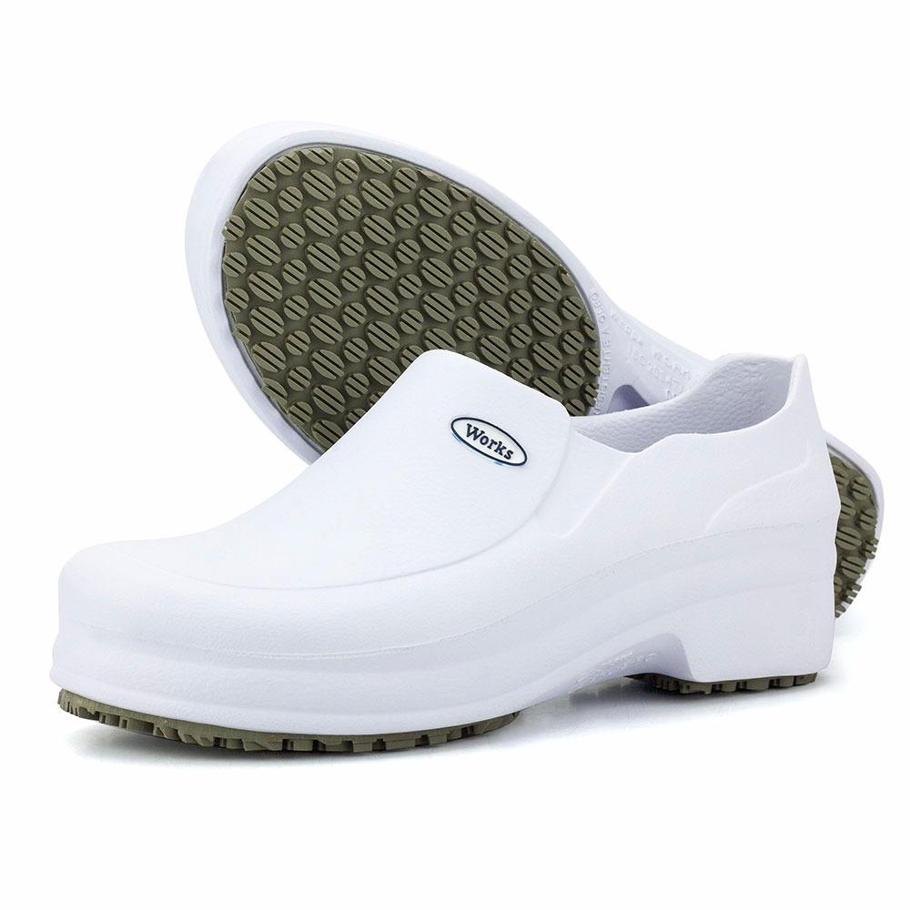 Kit 10 Calçados Segurança Antiderrapante Eva Med Works Bb65 - R  669,90 em  Mercado Livre a87373e8af