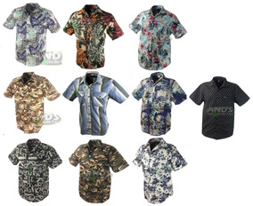 888ab26307 Camisa Floral Quiksilver - Calçados, Roupas e Bolsas com o Melhores ...