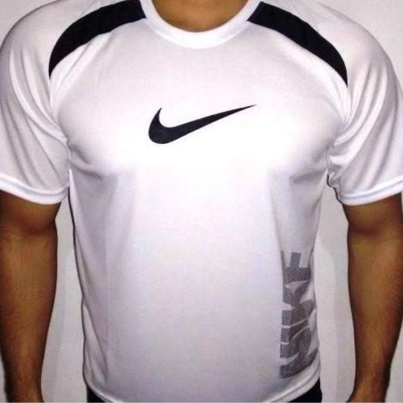 191fc1e8bf Kit 10 Camisa Camiseta Dry Fit Masculina Academia Esporte - R  120 ...