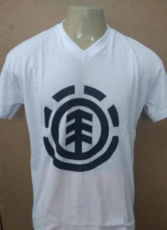 f5e25fcbf7 Kit 10 Camisa Camiseta Gola V Estampadas