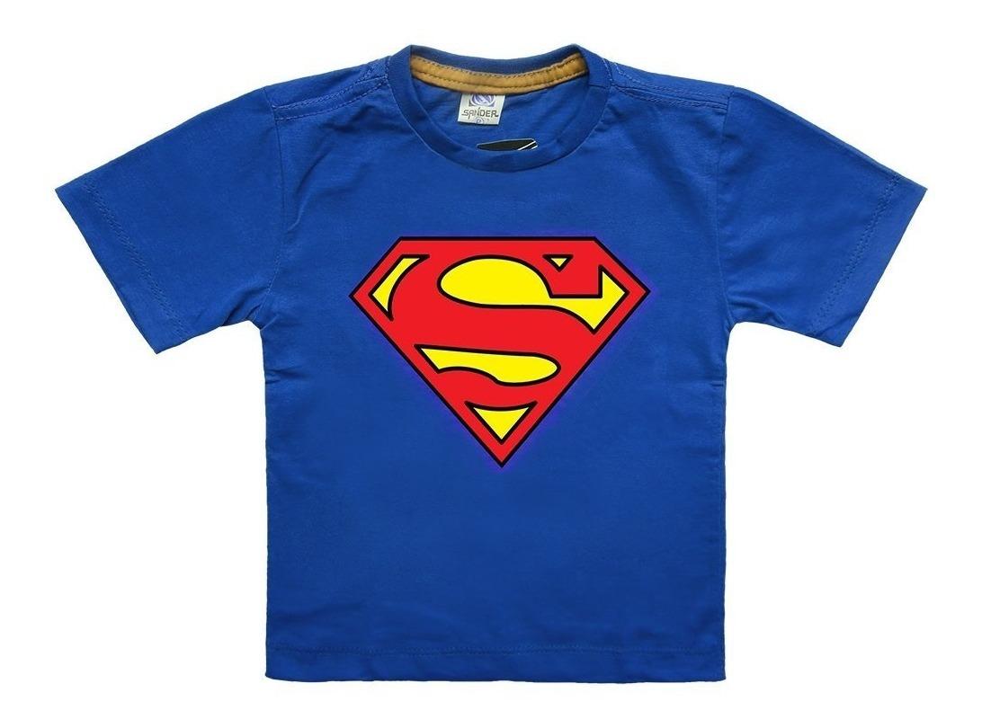 f8021a65d4940 kit 10 camisa infantil super heróis com manga liga justiça. Carregando zoom.