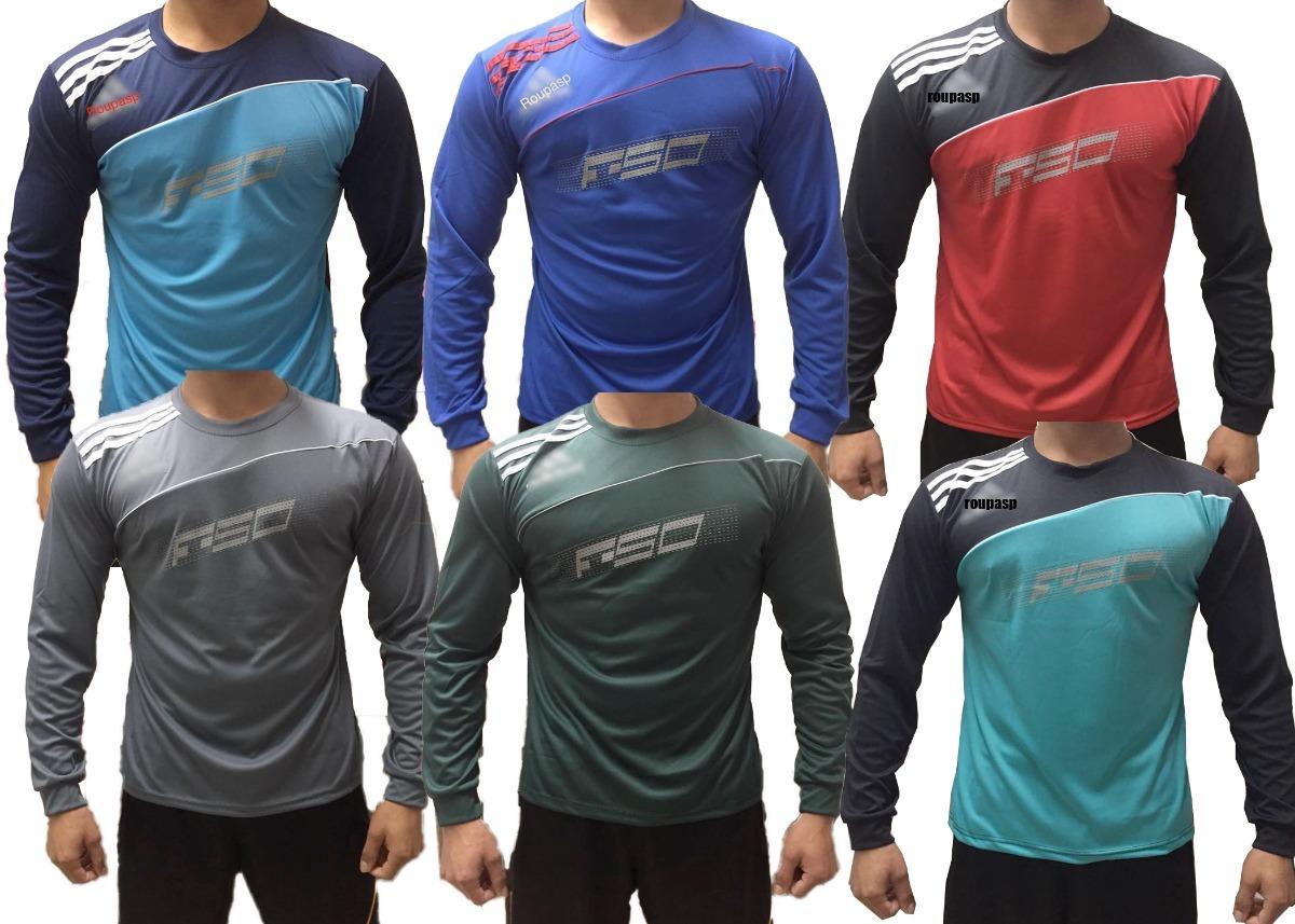 0c4da71fd kit 10 camisa masculina manga longa poliester dry fit. Carregando zoom.