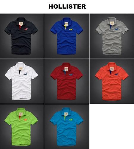 kit 10 camisa polo masculina várias marcas barata 20,99 cada