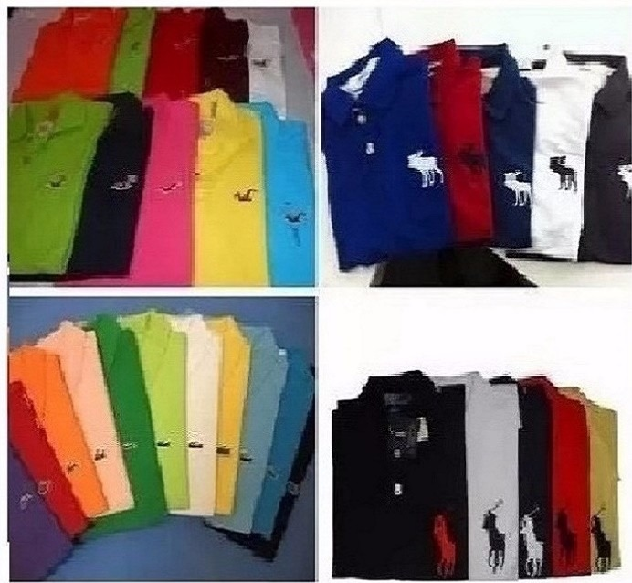 Kit 10 Camisas Camisetas Premium Masculinas Atacado Revenda - R  199 ... 1130640caf