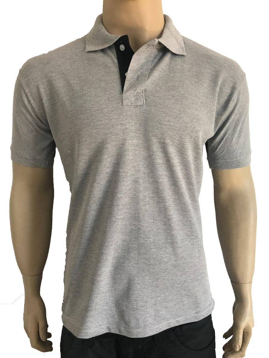 kit 10 camisas gola polo basica masculina atacado uniforme. Carregando zoom. 6dcd3c42d49a0