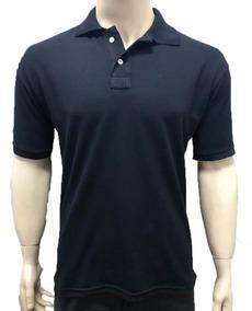 6070dbdefb Camisa Gola Polo Uniforme Empresa - Pólos Manga Curta Masculinas no Mercado  Livre Brasil