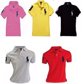 f274308e88 Camisa Polo Play Gola Redonda - Calçados