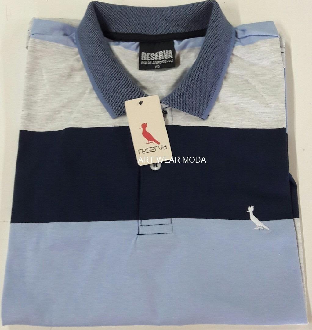 kit 10 camisas polo listradas multimarcas qualidade superior. Carregando  zoom. dbb3ff5fb9dec