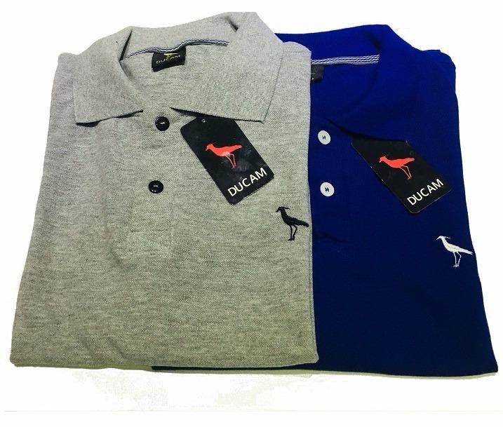 2f860bbefb Kit 10 Camisas Polo Luxo Camisetas Masculinas Atacado - R  187