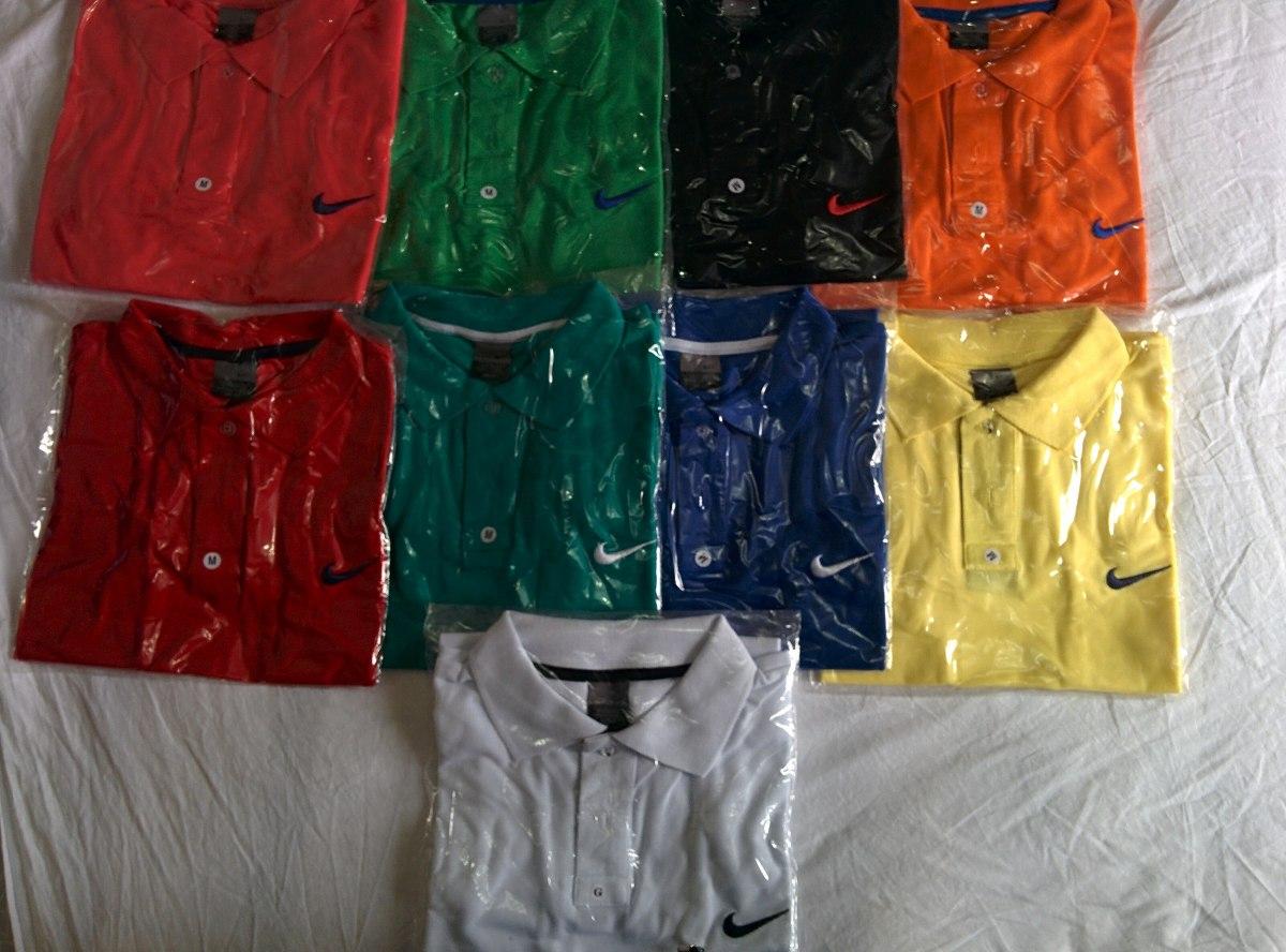 Kit 10 Camisas Polo Nike Masculina Camisetas Promoção - R  209,99 em ... 868e1e8827