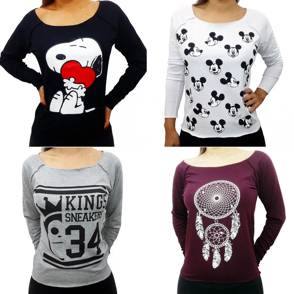 d82f2ad7b665 kit 10 camiseta blusa feminina baratas atacado t shirt verão. Carregando  zoom.