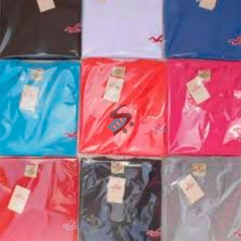 kit 10 camiseta camisa masculina de marca gola v top atacado. Carregando  zoom. 2481f16fa4ba2