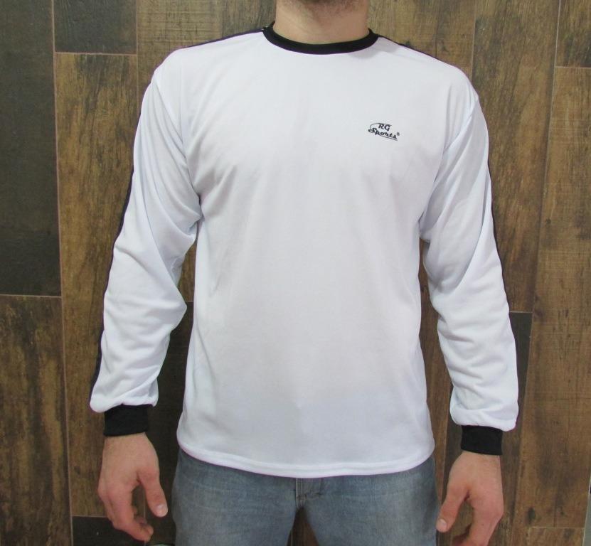 d8eace9968 kit 10 camiseta manga longa malha dry fit 100 % poliéster. Carregando zoom.