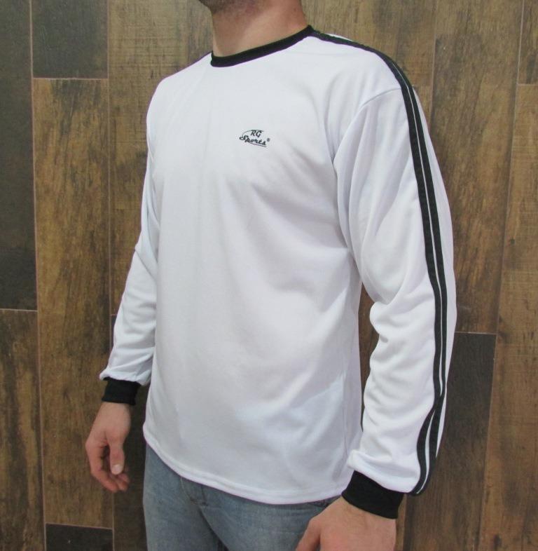 acd0882f0 Kit 10 Camiseta Manga Longa Malha Dry Fit 100 % Poliéster - R  329 ...