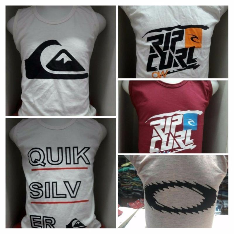 e79063e95a421 kit 10 camiseta regata infantil varias marcas top atacado. Carregando zoom.