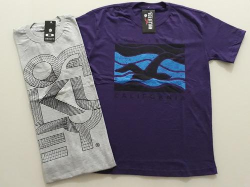 kit 10 camisetas blusa camisa  masculina atacado