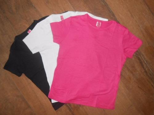 kit 10 camisetas blusas feminina baby look varias cores