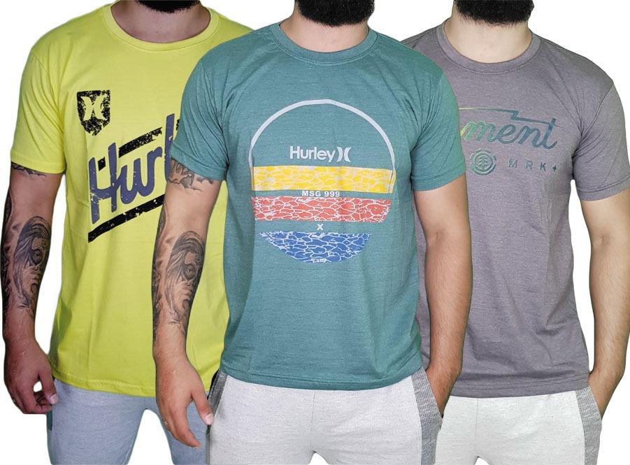 a631a79169 Kit 10 Camisetas