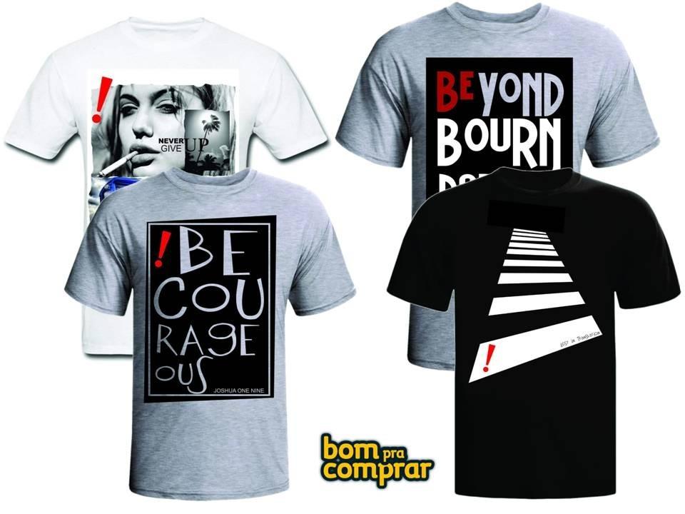 f435c6bde kit 10 camisetas camisas masculinas atacado revenda top! Carregando zoom.