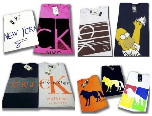 kit 10 camisetas camisas masculinas hollister atacado barata